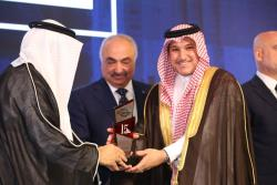 Honoring the Secretary-General of the Gulf Engineering Union
